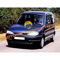 PEUGEOT RANCH MPV / Space wagon (5F)