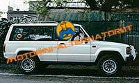 ISUZU TROOPER (UBS)